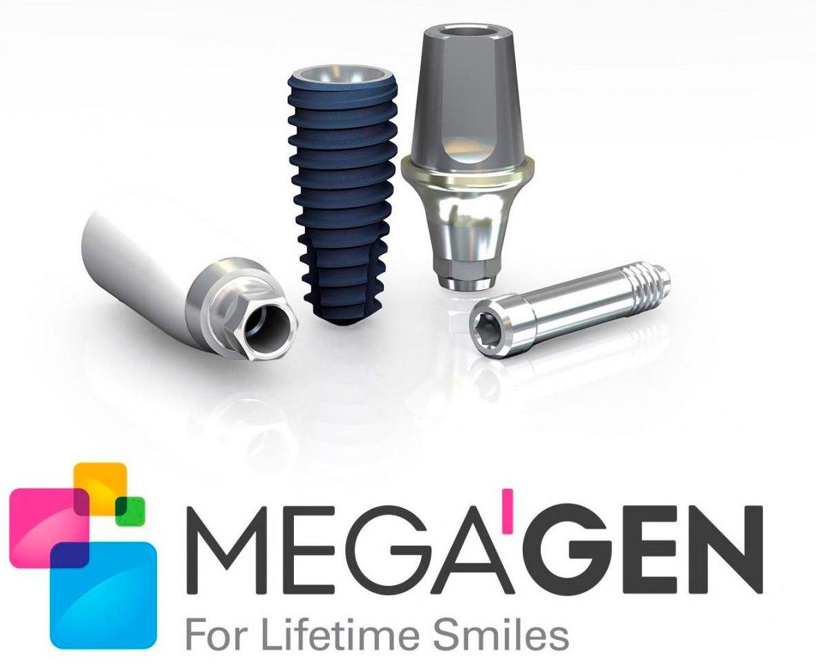 Импланты Megagen в Краматорске